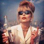 Still fabulous Joanna Lumley