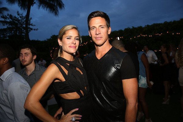 Fashionable Crowd at Planet Fashion TV Swim Week Opening Party1