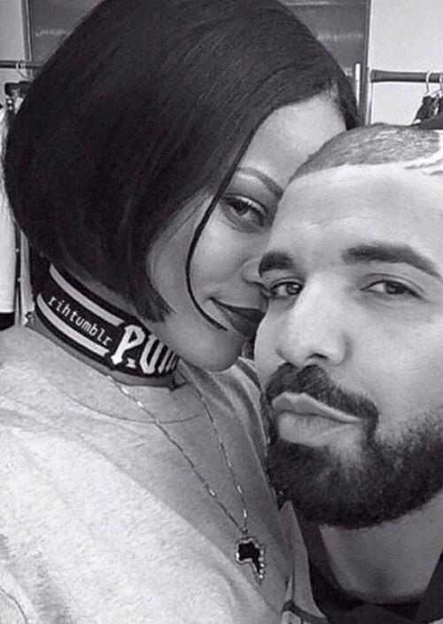 Rihanna and drake2