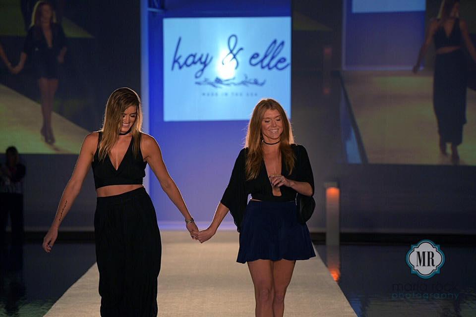 LindsayLancaster and Kady Decker